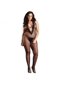 Halter Bodystocking UK 16 to 18