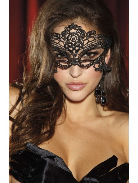Venetian style mask