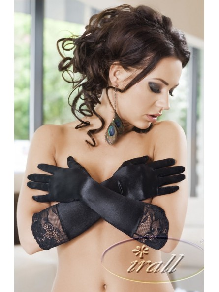 NORA GLOVES BLACK