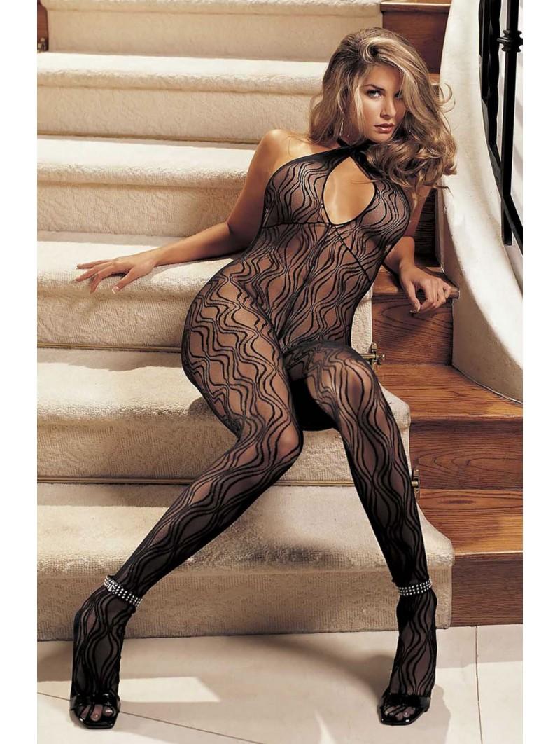 Swirl lace design body
