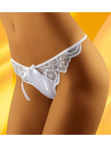 Pavana White thong