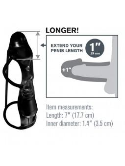 Vibrating Cock Rocket Extension