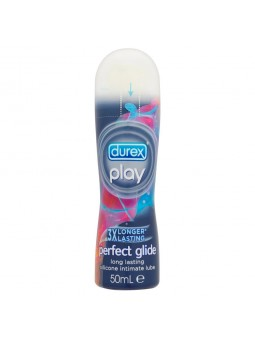 Durex Play Perfect Glide Silicone Lubricant 50mls