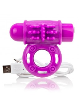 ultimate rechargeable vibrating cock ring