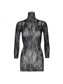Floral Lace Mini Dress UK 16 to 18