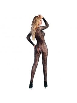 Open Crotch Body Stocking UK Size 8 to 12