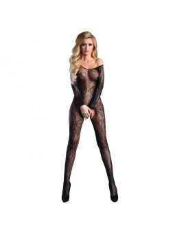 Open Crotch Body Stocking UK Size 8 to 12