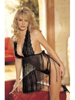 Hot Lingerie Fringe Baby doll